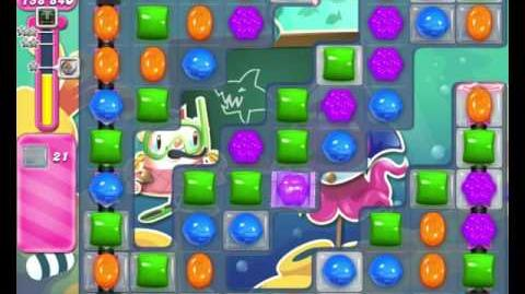 Candy Crush Saga LEVEL 2095 NO BOOSTERS