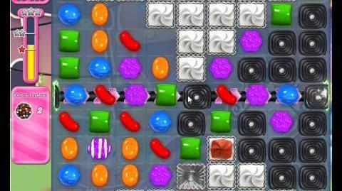 Candy Crush Saga Level 552