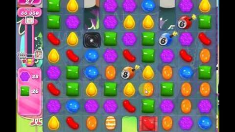 Candy Crush Saga Level 969 (Version 2) ★★★