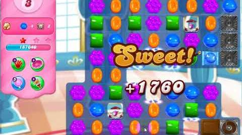 Candy Crush Friends Group Level 2898 Two hammers 1Stars