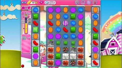 Candy Crush Saga - Level 248 - No boosters ☆☆☆