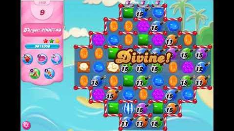 Candy Crush Saga - Level 3460 - No boosters ☆☆☆