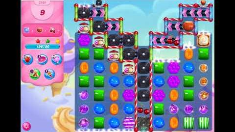 Candy Crush Saga - Level 3509 ☆☆☆