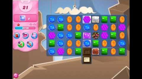 Candy Crush Saga - Level 3711 ☆☆☆ New Ingredient!