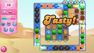 Candy Crush Saga - Level 4771 - No boosters ☆☆☆ EXTREME