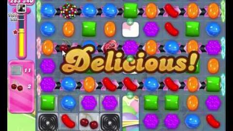Candy Crush Saga LEVEL 2206 NO BOOSTERS