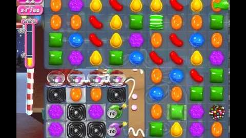 Candy Crush Saga Level 269 - 1 Star - no boosters