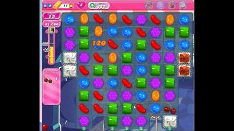 Candy Crush Saga Level 837 No Boosters
