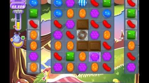 Candy Crush Saga Dreamworld Level 653 (No booster)