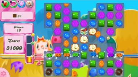 Candy Crush Saga LEVEL 2444 NO BOOSTERS