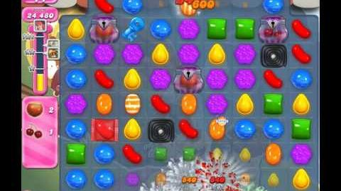 Candy Crush Saga Level 1054 ( 33 Moves ) No Boosters 3 Stars