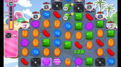 Candy Crush Saga Level 1637 NO BOOSTER (2nd Version)
