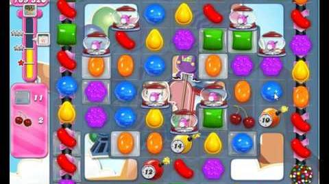 Candy Crush Saga Level 1714 Hard Level NO BOOSTER (2nd Version)