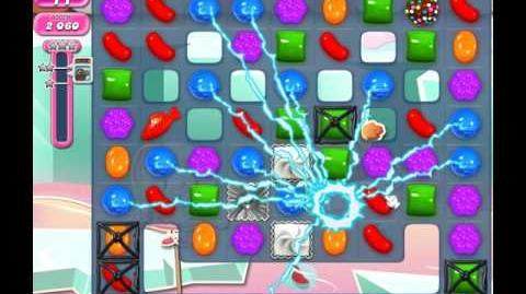 Candy Crush Saga Level 1829 ( New with 22 Moves ) No Boosters 2 Stars