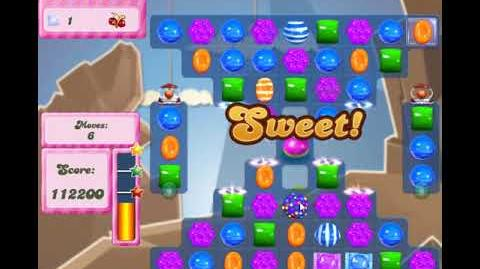 Candy Crush Saga Level 2710 NO BOOSTERS 1Star 2700plus Group Update 111017