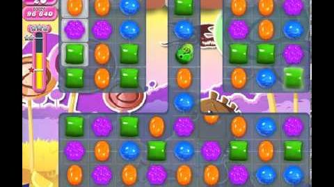 Candy Crush Saga Level 300 - 1 Star - no boosters