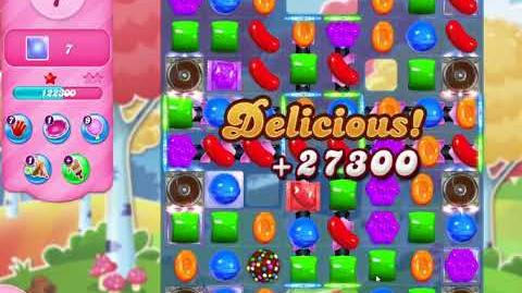Candy Crush Saga Level 3046 NO BOOSTERS