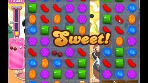 Candy Crush Saga Level 684