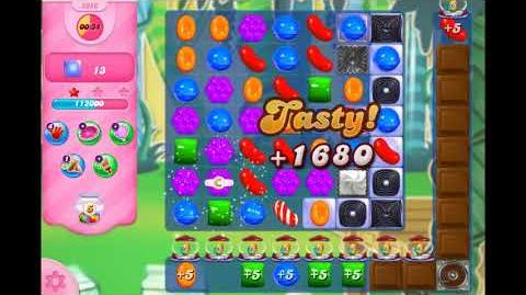Candy Crush Saga - Level 2956 ☆☆☆
