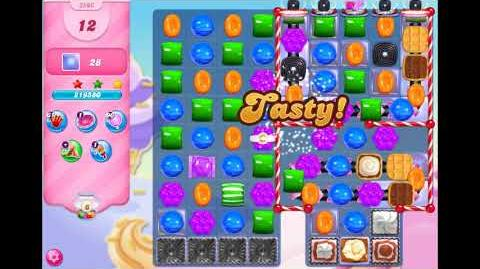 Candy Crush Saga - Level 3506 - No boosters ☆☆☆