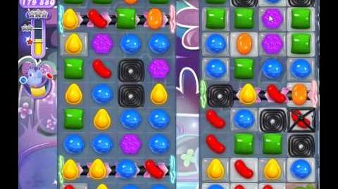 Candy Crush Saga Dreamworld Level 642 (Traumwelt)