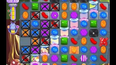 Candy Crush Saga Dreamworld Level 652 (Traumwelt)