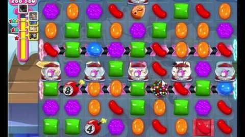 Candy Crush Saga LEVEL 2168 NO BOOSTERS