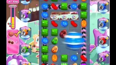 Candy Crush Saga Level 2040 - NO BOOSTERS