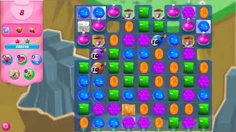 Candy Crush Saga Level 3310 NO BOOSTERS