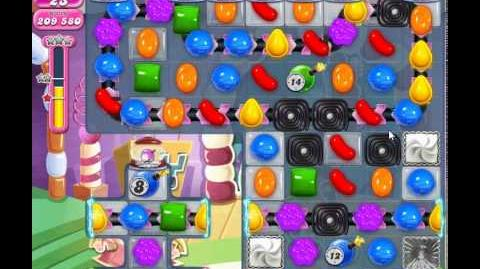 Candy Crush Saga Level 765 (No booster, 3 Stars)