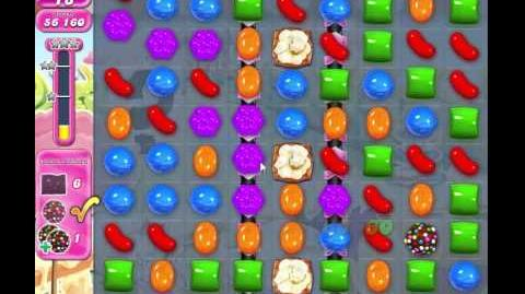 Candy Crush Saga level 870 - 3 stars, no boosters used!