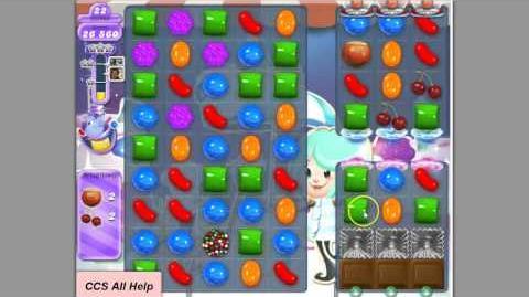 Candy Crush DREAMWORLD Level 364