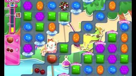 Candy Crush Saga LEVEL 2412 NO BOOSTERS