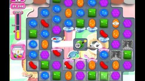 Candy Crush Saga Level 1062 No Booster