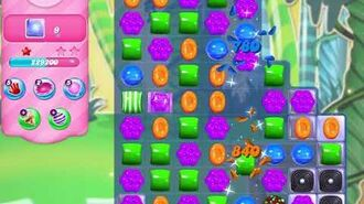 Candy Crush Saga Level 1328 (fourth version) No boosters