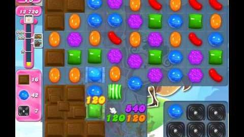 Candy Crush Saga Level 1818 ( New Version ) No Boosters 3 Stars