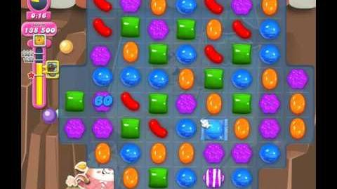 Candy Crush Saga Level 1859 ( New with 100,000 Points ) No Boosters 3 Stars