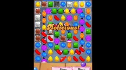 Candy Crush Level 1853 (3rd Version, 23 moves)