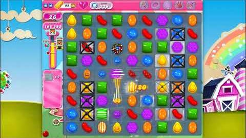 Candy Crush Saga - Level 329 - No boosters ☆☆☆