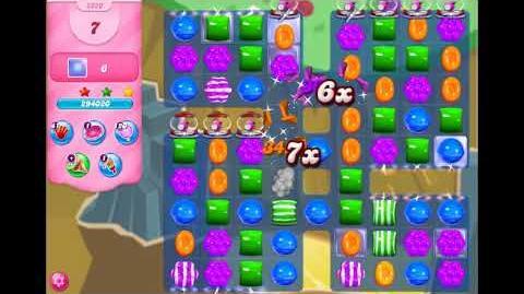 Candy Crush Saga - Level 3320 ☆☆☆