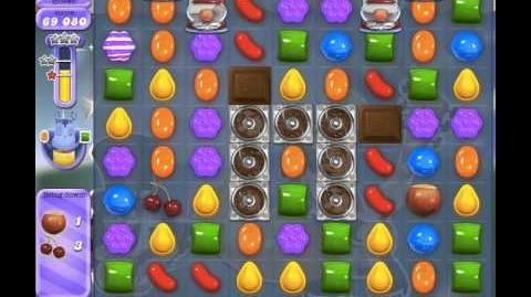 Candy Crush Saga Dreamworld Level 406 ★★★