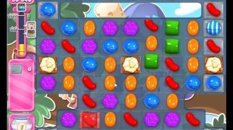 Candy Crush Saga Level 1677 NO BOOSTER (2nd Version)