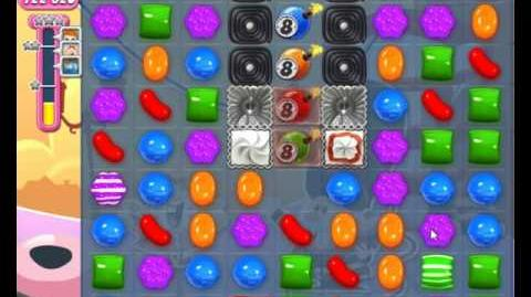 Candy Crush Saga Level 1839 NO BOOSTER (2nd Version + 3 Stars)