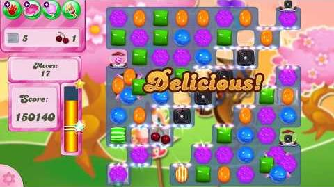 Candy Crush Saga Level 2467 (new version)