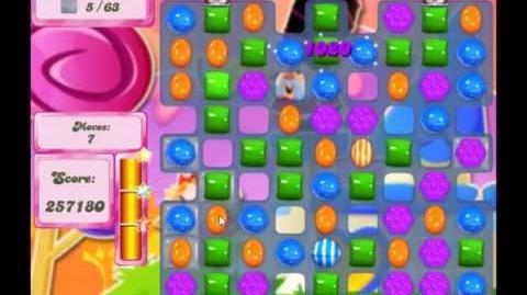Candy Crush Saga Level 2550 - NO BOOSTERS