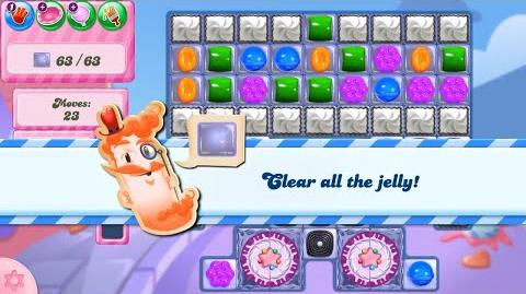 Candy Crush Saga Level 2839 NO BOOSTERS