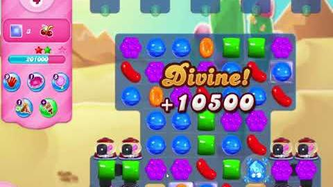 Candy Crush Saga Level 3026 NO BOOSTERS (15 moves)