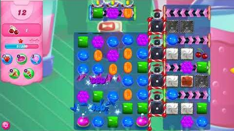 Candy Crush Saga Level 3660 NO BOOSTERS