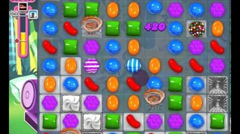 Candy Crush Saga Level 411 ✰✰✰ No Boosters 554 700 pts