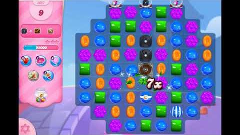 Candy Crush Saga - Level 3097 ☆☆☆
